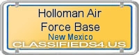 Holloman Air Force Base board